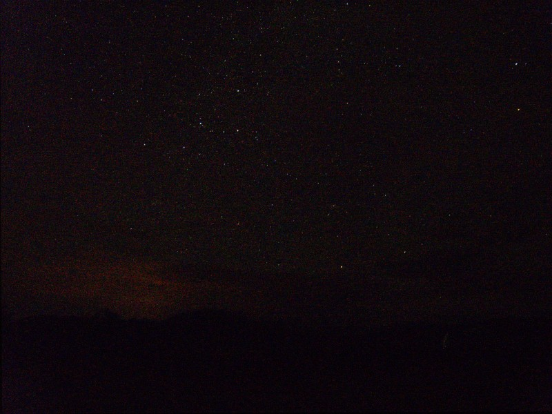 Stars Over the West Elks