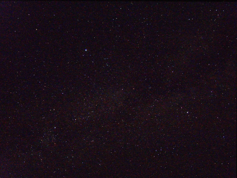 Summer Triangle from San Luis Valley