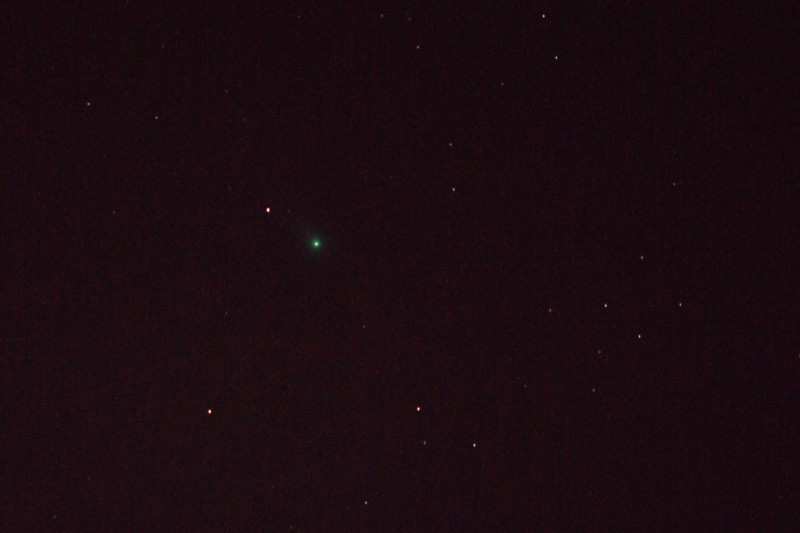 The New Comet Lovejoy