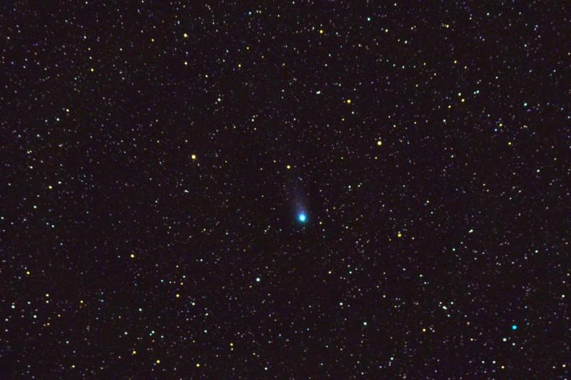 Comet Lovejoy Receding