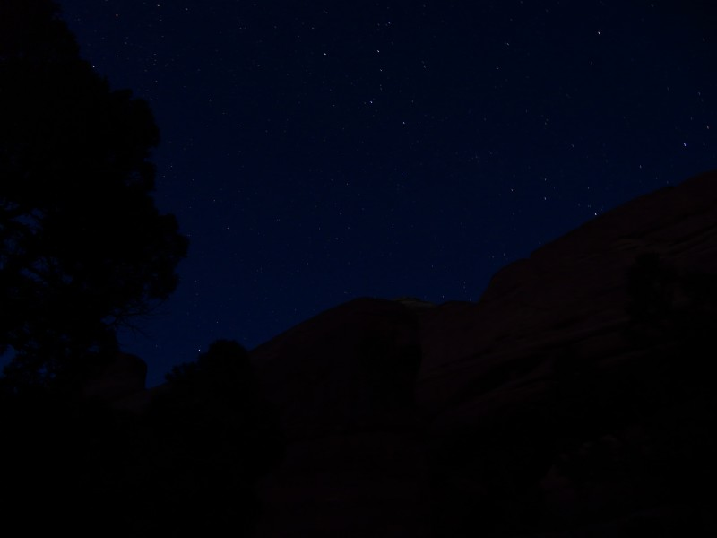 Klondike Bluffs Stars