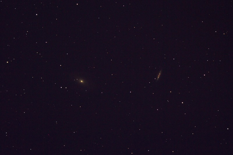 M81, M82 and SN 2014J