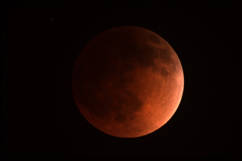 April, 2014 Lunar Eclipse