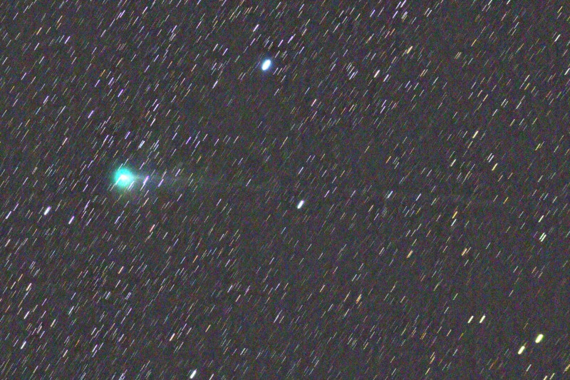 Comet Jacques in August