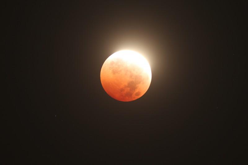October, 2014 Lunar Eclipse