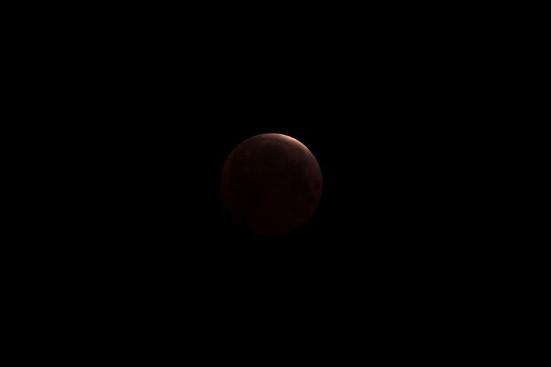 April, 2015 Lunar Eclipse